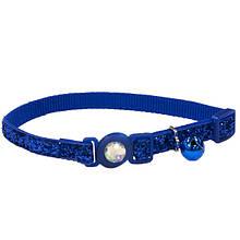 Безпечний нашийник для кішок Coastal Fashion Safe Cat синій 30 см