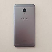 Задняя крышка Meizu M3s Grey