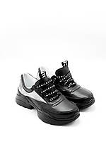 Женские кроссовки Милана черные