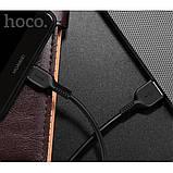 Кабель Hoco  X20 Flash charged Type-C 2M \ Black, фото 4