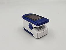 Пульсоксиметр Contec CMS50DL + Хирургические трехслойные маски В ПОДАРОК! В заводской упаковке (50 штук), фото 2