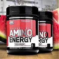 Optimum Nutrition Amino Energy 585 g 65 порцій Оптимум Аміно Енерджі, ON амінокислоти для тренування