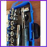 Набор инструментов Jinfeng JF90262 с битодержателем, фото 6