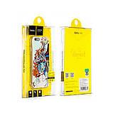 Чехол-накладка Hoco Element series mythology dogz для iPhone 6 Plus/6S Plus Black, фото 2
