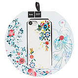 Чехол-накладка Hoco Summery flowers series iPhone 7/8 plum blossom, фото 3