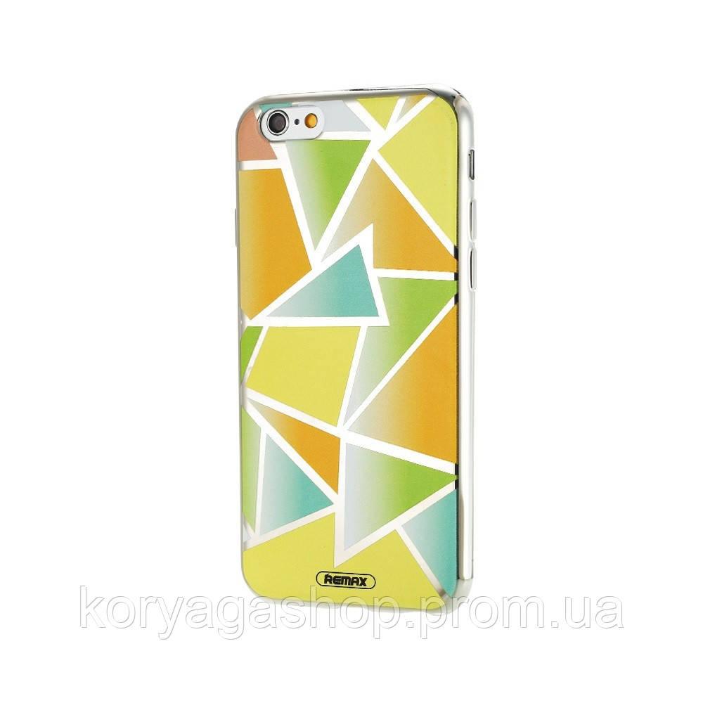 Чехол-накладка Remax Colorful для iphone 6/6S R3