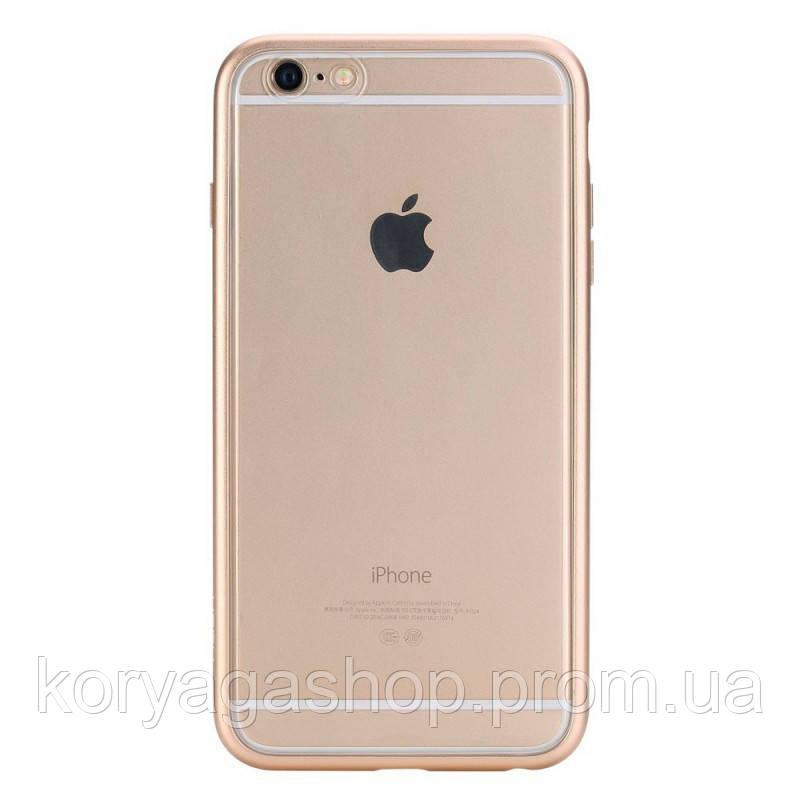 Панель Rock Kani Series для Apple iPhone 6/6S Gold