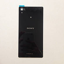 Задняя крышка для Sony Xperia Z2 / D6502 Black