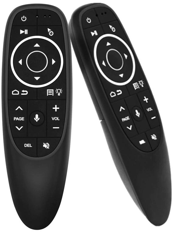Пульт Air Mouse G10S Pro   Подсветка   Микрофон   Гироскоп   USB 2.4G