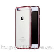 Чехол X-LEVEL Edge series для  iphone 6/6S Pink