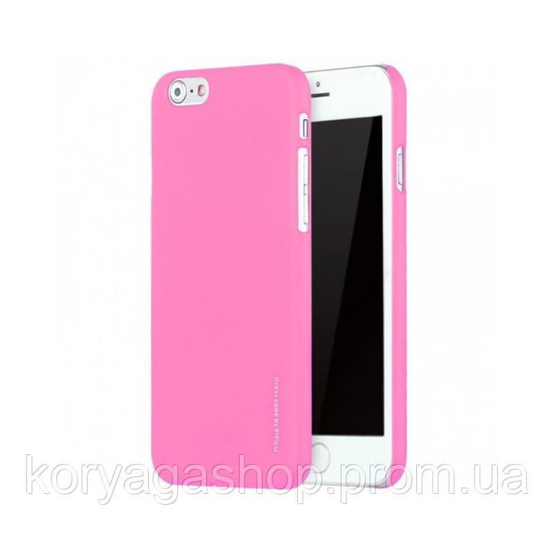 Чехол X-LEVEL Metallic Series для  iphone 6/6S Pink