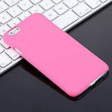 Чехол X-LEVEL Metallic Series для  iphone 6/6S Pink, фото 2