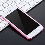 Чехол X-LEVEL Metallic Series для  iphone 6/6S Pink, фото 3