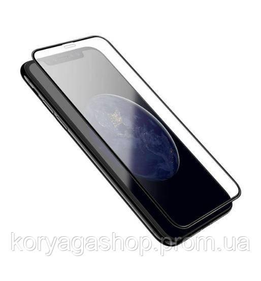Защитное стекло Hoco Nano 3D full screen (A12) для Apple iPhone X\XS Black