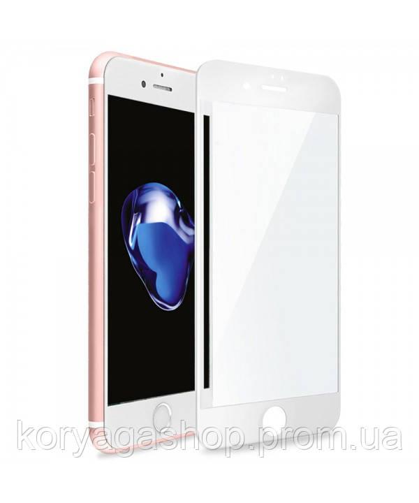 Защитное стекло Hoco Full screen curved surface HD 0.2mm (A2) для Apple iPhone 7/8 White