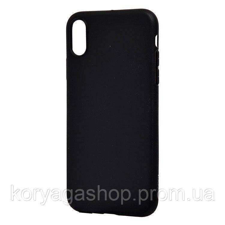 Чехол Hoco Fascination series для Apple iPhone XR Black