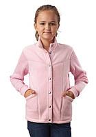 Флисовая кофта для девочки (размеры 122-158)