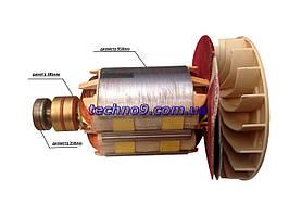 Якір для бензинового генератора (Ротор) 2-3,5 кВт.