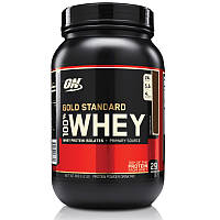 Сывороточный протеин Optimum Nutrition 100% Whey Gold Standard 909 g (French vanilla cream)