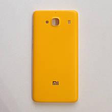 Задняя крышка Xiaomi Redmi 2 Yellow