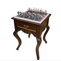 Шахматы по русским народным сказкам( леший, баба-яга, змей горыныч, 33 богатыря, конек-горбунок и т.д.) В един