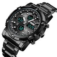 Мужские наручные часы Skmei Molot Limited AllBlack