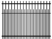 Забор из металла, 4020-3, 2500мм*2000мм