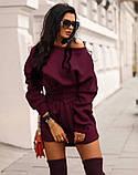 Стильное женское платье-туника 42-48рр.( 5 цветов), фото 6