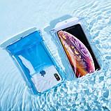 Водонепроницаемый чехол Baseus Safe Airbag Waterproof Case Blue, фото 2