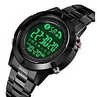 Мужские смарт часы Smart Skmei Ideal Sport Black