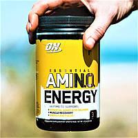 Optimum Nutrition Amino Energy 270 g 30 порций энергетические аминокислоты для тренировки спортивное питание