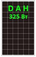 Солнечная панель 325Вт DHM60X-385М 5ВB DAH Solar, фото 1