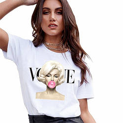Футболка Vogue 2020 женская