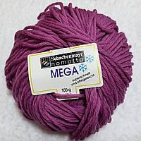 100% шерстяная пряжа MegaSchachenmayr Nomotta Германия, разные цвета, сиреневый