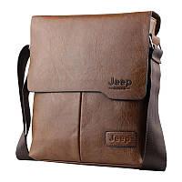💥 Мужская сумка через плече Jeep / чоловіча сумка / мужская сумка джип