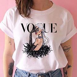 Футболка Vogue 2020 art3 женская