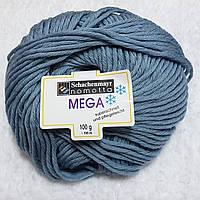 100% шерстяная пряжа MegaSchachenmayr Nomotta Германия, разные цвета, сиреневый Голубой