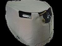 Чехол на капот лодочного мотора  PARSUN 6 (4-x) серый, фото 1
