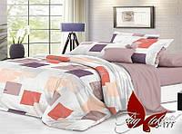 Комплект постельного белья Сатин TAG( семья)