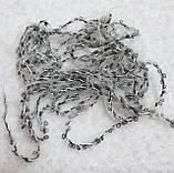 М'яка пряжа шерсть поліамід малинового кольору, фото 3