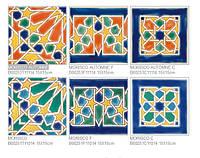 Андалузский  Марокканский стиль  MORISCO AUTOMNE