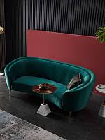 Диван Сильвия изумруд / silviya-emerald-sofa ТМ VetroMebel