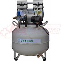 Безмасляный стоматологический компрессор Granum-100