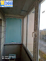 Остекление балконов Буча, фото 2