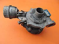 Турбина для Fiat Doblo 1.3 JTD/Multijet. Турбокомпрессор на Фиат Добло 1.3 джейтд/мультиджет.