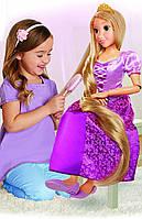 Самая большая кукла Рапунцель 81 см. Disney Princess 32 Playdate Rapunzel Doll.  Jakks Pacific
