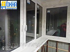 Остекление балконов Васильков, фото 2