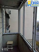 Остекление балконов Бровары, фото 3