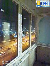 Остекление балконов Бровары, фото 2