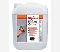 Alpina Einlasgrund универсальный грунт, 10л